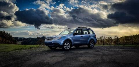 2011 Subaru Forester for sale at Accolade Auto in Hillsboro OR