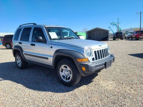 2007 Jeep Liberty for sale at BERKENKOTTER MOTORS in Brighton CO