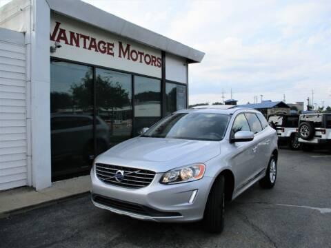 2016 Volvo XC60 for sale at Vantage Motors LLC in Raytown MO