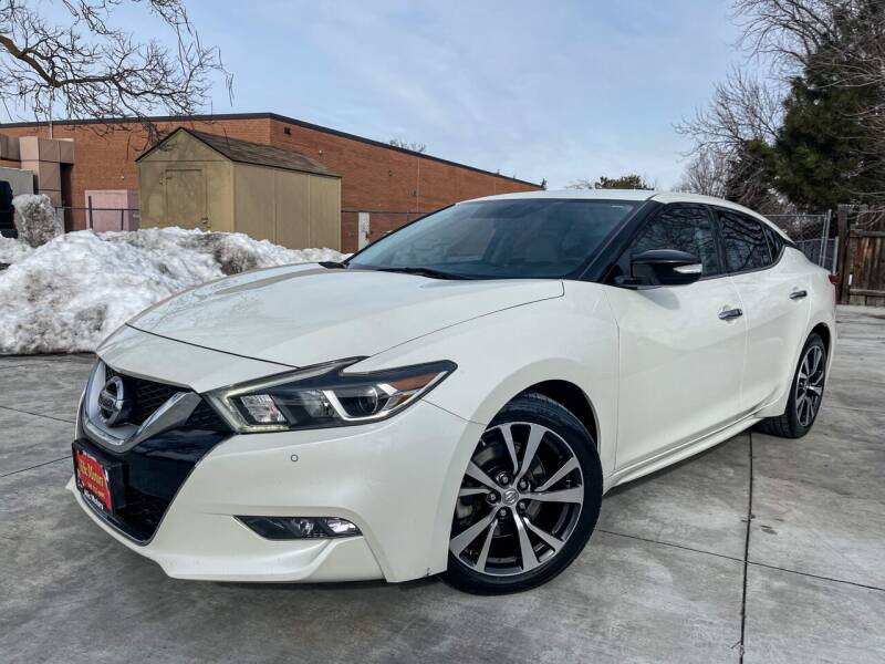 2017 Nissan Maxima for sale at ALIC MOTORS in Boise ID