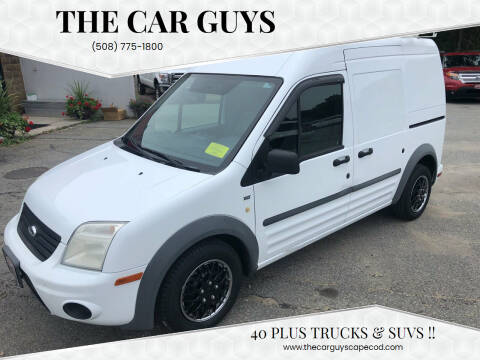 2012 Ford Transit Connect for sale at The Car Guys in Hyannis MA