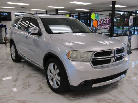 2011 Dodge Durango for sale at Dealer One Auto Credit in Oklahoma City OK