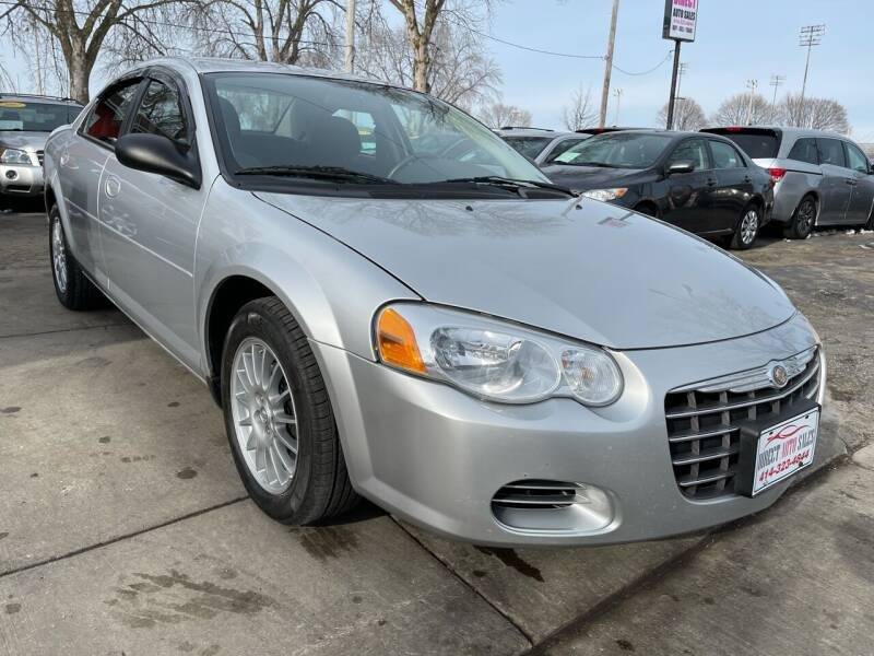 2004 Chrysler Sebring for sale at Direct Auto Sales in Milwaukee WI