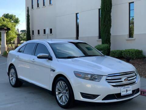 2013 Ford Taurus for sale at Auto King in Roseville CA
