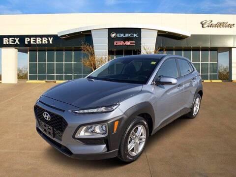 2019 Hyundai Kona for sale at AutoJacksTX.com in Nacogdoches TX