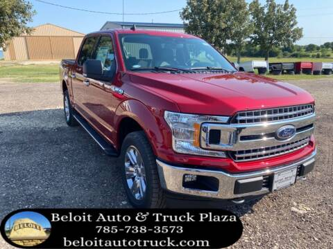 2020 Ford F-150 for sale at BELOIT AUTO & TRUCK PLAZA INC in Beloit KS