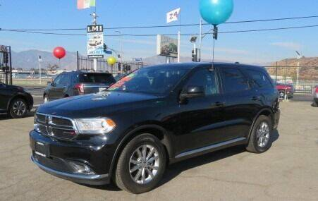 2018 Dodge Durango for sale at Luxor Motors Inc in Pacoima CA