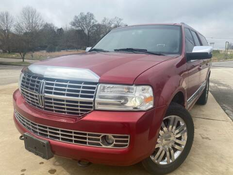 2007 Lincoln Navigator L for sale at Gwinnett Luxury Motors in Buford GA