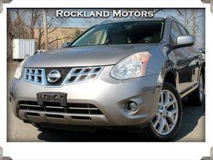 2012 Nissan Rogue for sale at Rockland Automall - Rockland Motors in West Nyack NY