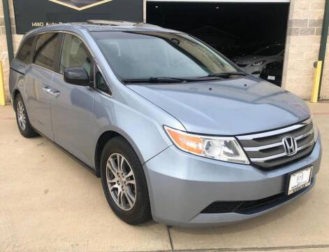 2011 Honda Odyssey for sale at KAYALAR MOTORS Mechanic in Houston TX