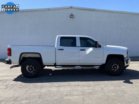 2016 Chevrolet Silverado 3500HD for sale at Smart Chevrolet in Madison NC
