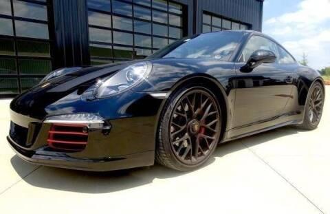 2016 Porsche 911 for sale at Classic Car Deals in Cadillac MI