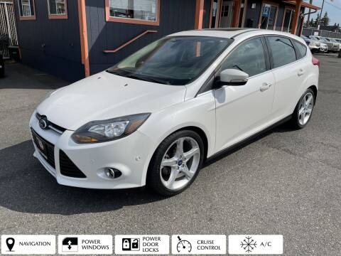 2012 Ford Focus for sale at Sabeti Motors in Tacoma WA