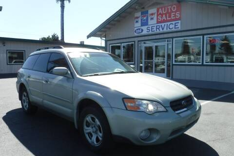 2007 Subaru Outback for sale at 777 Auto Sales and Service in Tacoma WA