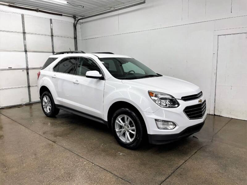 2017 Chevrolet Equinox for sale at PARKWAY AUTO in Hudsonville MI