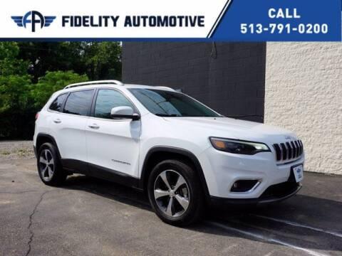 2019 Jeep Cherokee for sale at Fidelity Automotive LLC in Cincinnati OH
