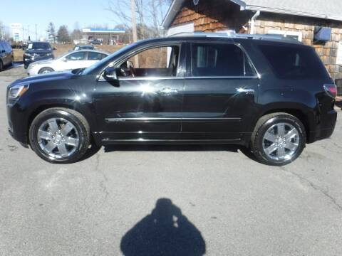 2015 GMC Acadia for sale at Trade Zone Auto Sales in Hampton NJ