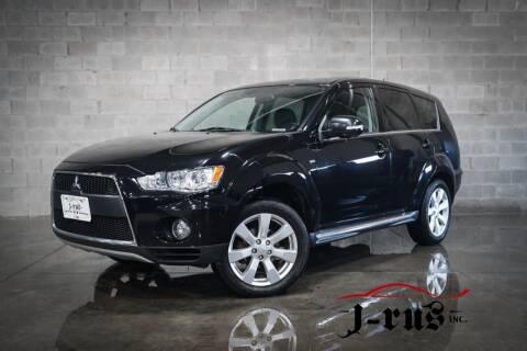 2012 Mitsubishi Outlander for sale at J-Rus Inc. in Macomb MI