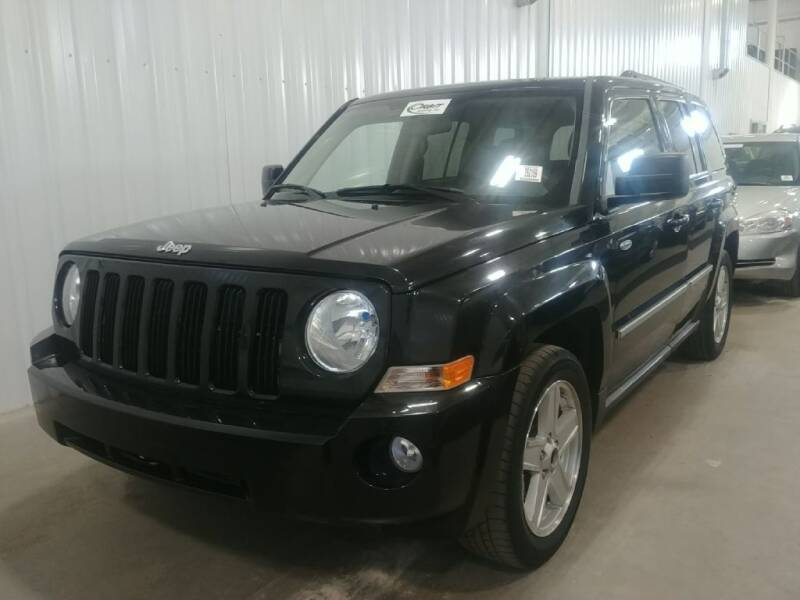 2010 Jeep Patriot for sale at Great Lakes Auto Import in Holland MI