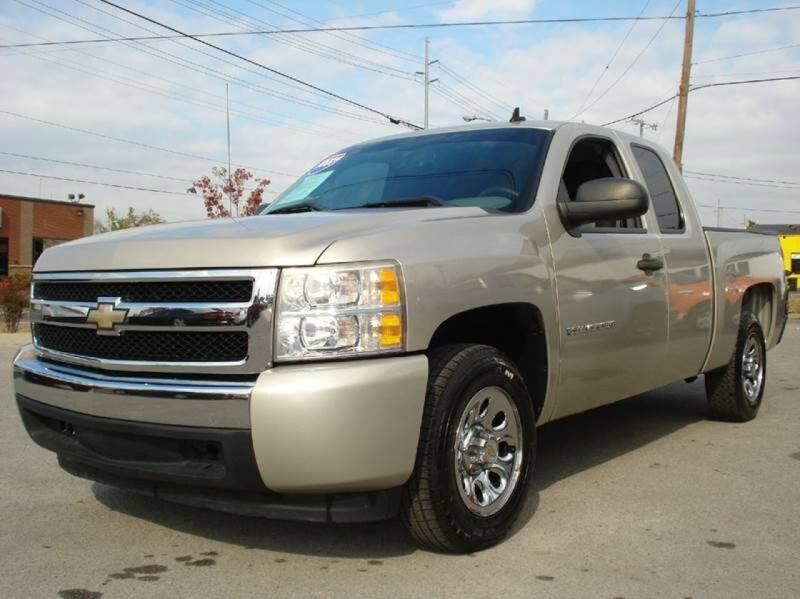 2007 Chevrolet Silverado 1500 for sale at A & A IMPORTS OF TN in Madison TN