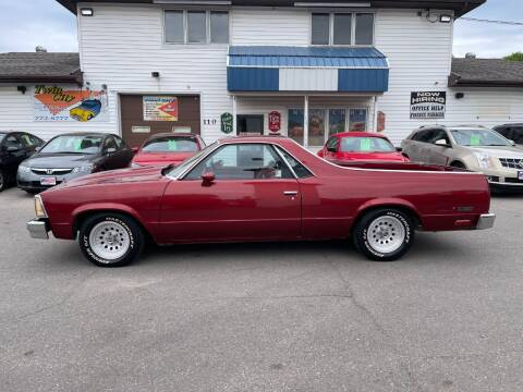 1980 Chevrolet El Camino for sale at Twin City Motors in Grand Forks ND