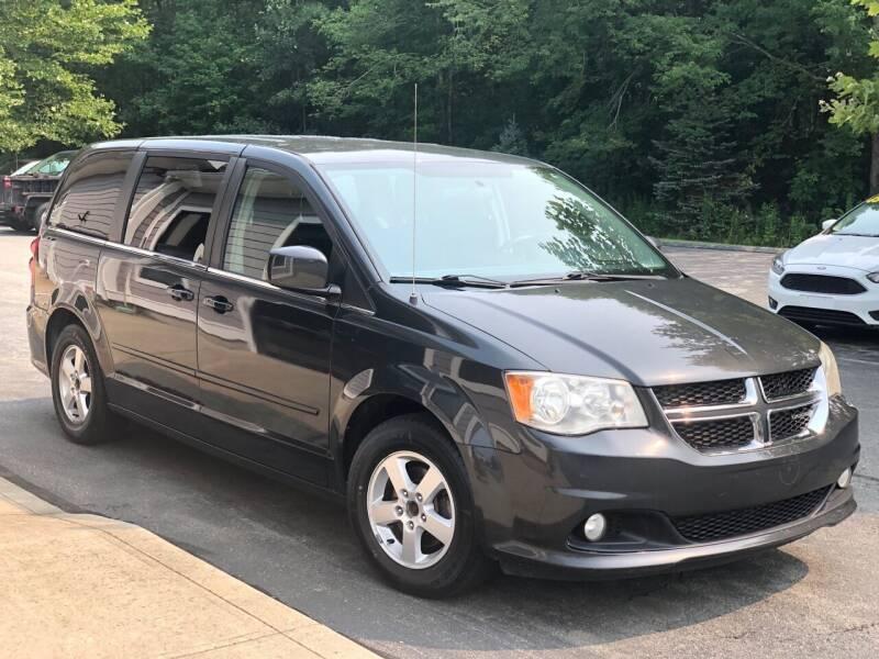 2012 Dodge Grand Caravan for sale at Elite Auto Sales in North Dartmouth MA