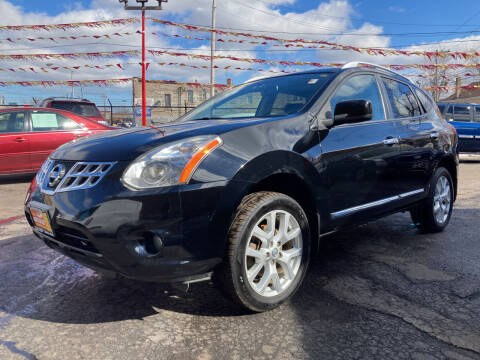 2011 Nissan Rogue for sale at RON'S AUTO SALES INC in Cicero IL