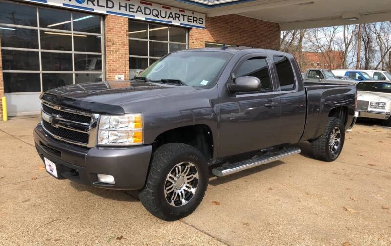 2010 Chevrolet Silverado 1500 for sale at County Seat Motors East in Union MO