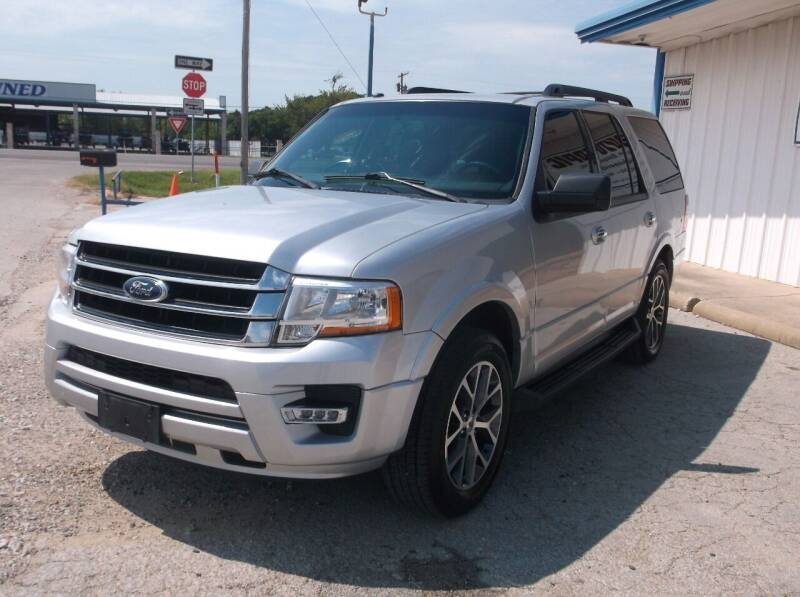 2016 Ford Expedition for sale at AUTO TOPIC in Gainesville TX