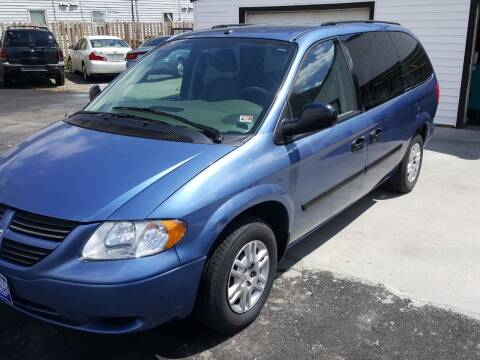 2007 Dodge Grand Caravan for sale at Premier Auto Sales Inc. in Newport News VA