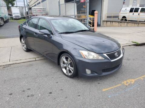 2009 Lexus IS 250 for sale at O A Auto Sale in Paterson NJ