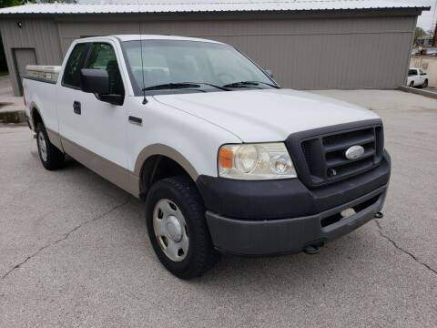 2006 Ford F-150 for sale at Auto Hub in Grandview MO