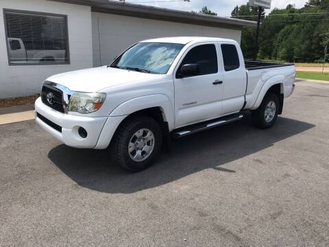 2011 Toyota Tacoma for sale at Rickman Motor Company in Somerville TN