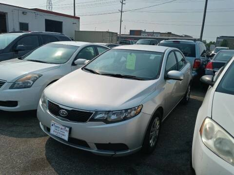 2011 Kia Forte for sale at Tower Motors in Brainerd MN