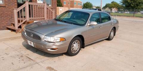 2003 Buick LeSabre for sale at CARS4LESS AUTO SALES in Lincoln NE