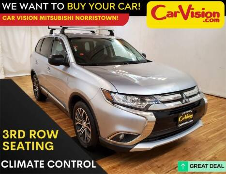 2016 Mitsubishi Outlander for sale at Car Vision Mitsubishi Norristown in Trooper PA