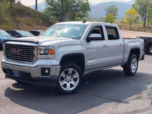 2015 GMC Sierra 1500 for sale at Lakeside Auto Brokers in Colorado Springs CO