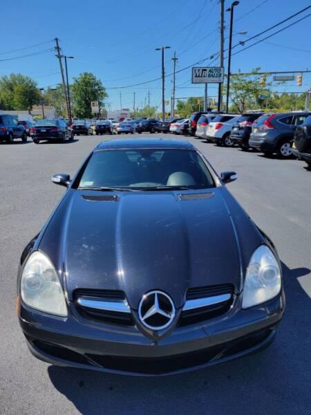 2006 Mercedes-Benz SLK for sale at MR Auto Sales Inc. in Eastlake OH