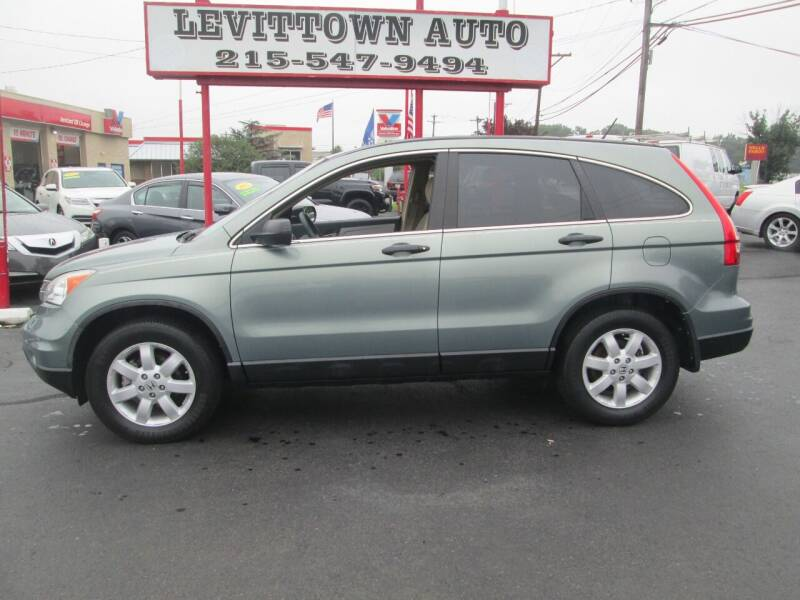 2011 Honda CR-V for sale at Levittown Auto in Levittown PA