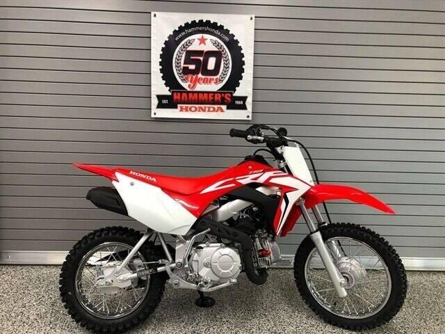 2021 Honda CRF110F