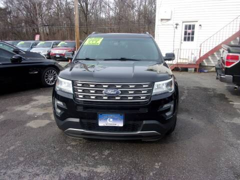 2016 Ford Explorer for sale at Balic Autos Inc in Lanham MD