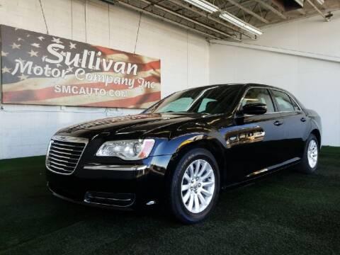 2014 Chrysler 300 for sale at SULLIVAN MOTOR COMPANY INC. in Mesa AZ