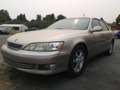 2001 Lexus ES 300 for sale at Marvelous Motors in Garden City ID