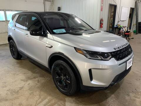 2020 Land Rover Discovery Sport for sale at Premier Auto in Sioux Falls SD