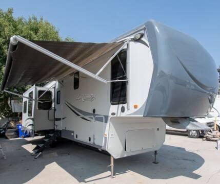 2011 Heartland Big Country 3510RL for sale at GQC AUTO SALES in San Bernardino CA