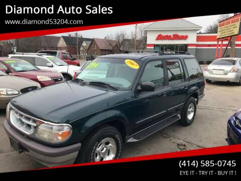 1997 Ford Explorer for sale at Diamond Auto Sales in Milwaukee WI