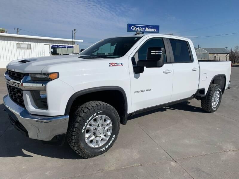 2020 Chevrolet Silverado 2500HD for sale at Keller Motors in Palco KS
