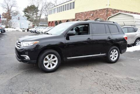 2011 Toyota Highlander for sale at Absolute Auto Sales, Inc in Brockton MA