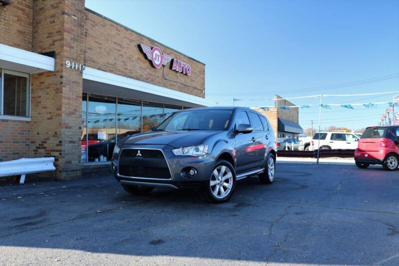 2011 Mitsubishi Outlander for sale at JT AUTO in Parma OH