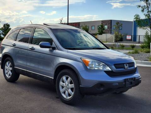 2007 Honda CR-V for sale at FRESH TREAD AUTO LLC in Springville UT